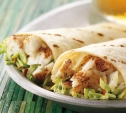 Image of Baja Fish Wraps with Chipotle-Lime Slaw