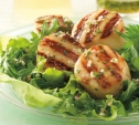 Image of Scallop Salad with Citrus Vinaigrette