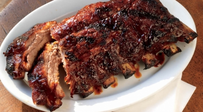 Image result for grilled ribs