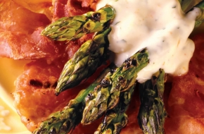 Grilled Asparagus with Prosciutto and Orange Mayonnaise ...
