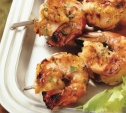 Image of Sweet and Spicy Shrimp Kabobs