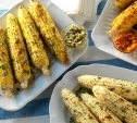 Image of Corn on the Cob Three Different Ways