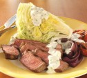Image of Steak House Wedge Salad with Blue Cheese Dressing