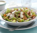 Image of Buffalo Chicken Salad with Blue Cheese Dressing