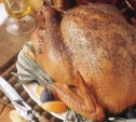 Image of Sage, Orange, and Clove Rotisserie Turkey