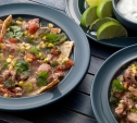 Image of Chicken, Chile, and Corn Tortilla Soup