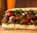 Image of Italian Sausage and Pepper Sandwiches