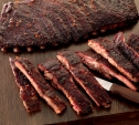 Image of Sweet and Smoky Barbecued Ribs with Tequila Sauce