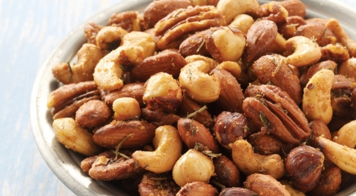 Image of Smoked and Spiced Nuts