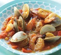 Image of Grilled Clam and Shrimp Cioppino