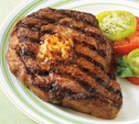 Image of Rib Eye Steaks with Chipotle Butter